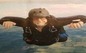 Frank SkyDiving