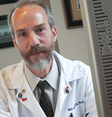 Richard Karas, MD, the Chief Scientific Officer at Tufts Medical Center in Boston.